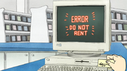 S3E34.012 Error Do Not Rent