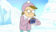 S8E23.047 Eileen Solving the Rubik Cube