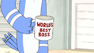 S4E33.229 Mordecai Picks Up the World's Best Boss Mug