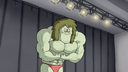 S5E11.052 Young Muscle Man Posing 02