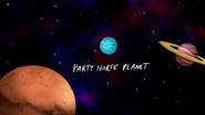 S7E10.001 Party Horse Planet