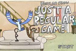 Just A Regular Game