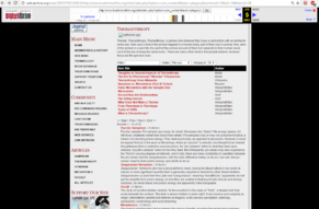 TrueForm Within Therianthropy Page