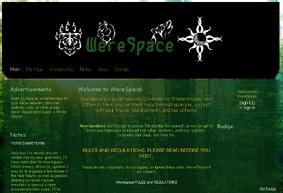 Werespacenet