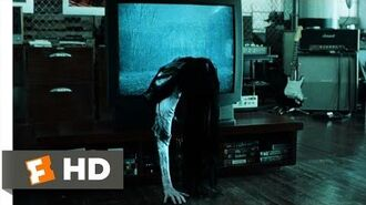 Samara Comes to You - The Ring (8 8) Movie CLIP (2002) HD