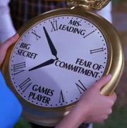 Watch tick