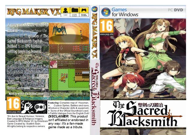File:Sacred Blacksmith Box Cover.jpg