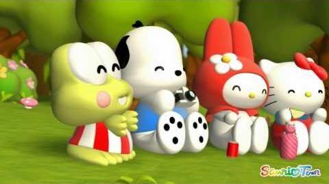 Hello Kitty animation trailer