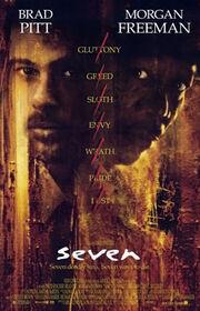 Seven (movie) poster