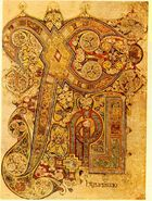 Chi-ro-page-from-the-book-of-kells