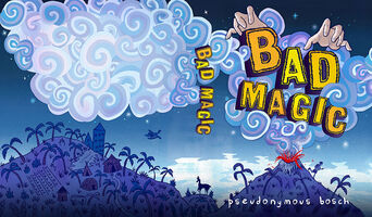 BADMAGIC COVER