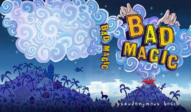 File:BADMAGIC COVER.jpg
