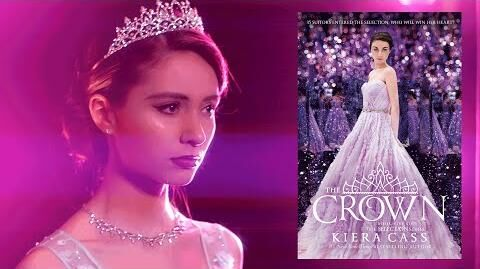 THE CROWN by Kiera Cass Official Book Trailer