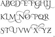 Yana font 2