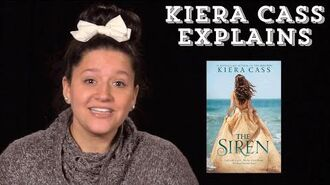 Kiera Cass Explains The Siren Epic Reads Exclusive