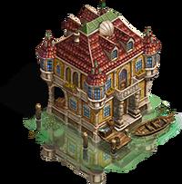 B floating house-0 0-