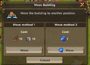 Move Building