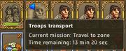 Trooptransport