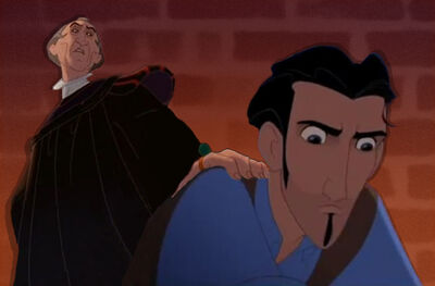 Frollo is your daddy by gerbilzrox-d37dm2q