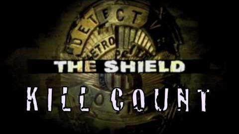 The Shield- Vic Mackey KillCount