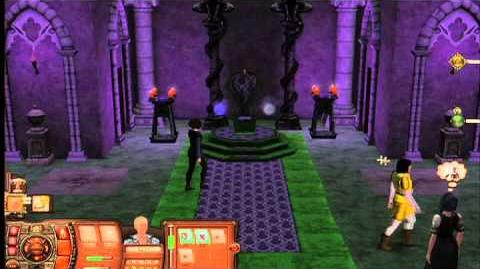 The Sims Townhall 2010 The Sims Medieval PART 3