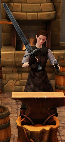 File:Steel longsword sharpended by blacksmith.png