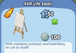 Still Life Easel