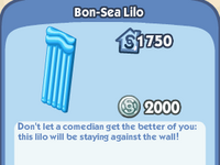 BonSeaLilo