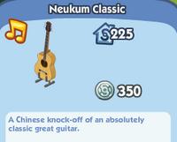 Neukum Classic