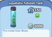Aquabatix Tubula(R) Tank