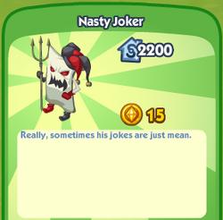 Nasty Joker