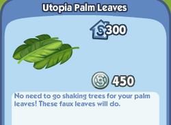 Utopia Palm Leaves