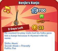 BenjiesBanjo
