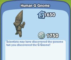 Human G Gnome1