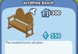 ArchPine Bench