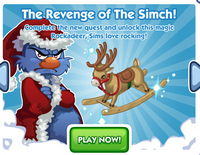 Revenge of the Simch Ad