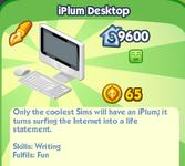 IPlum Desktop