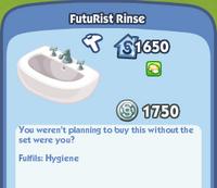 FuturistRinse