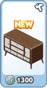 Hotrod loungetime chest