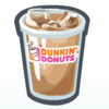 Dunkin' Donuts Iced Coffee Boost