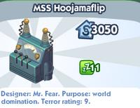 MSS Hoojamaflip