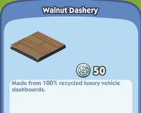 Walnut Dashery