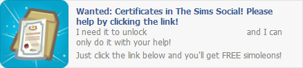 Certificates Wall Post