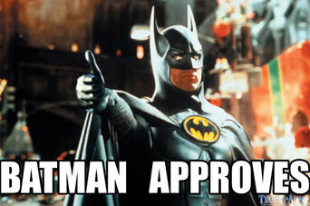 Batman Approves