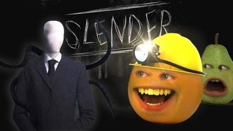 Slender (Annoying Orange)