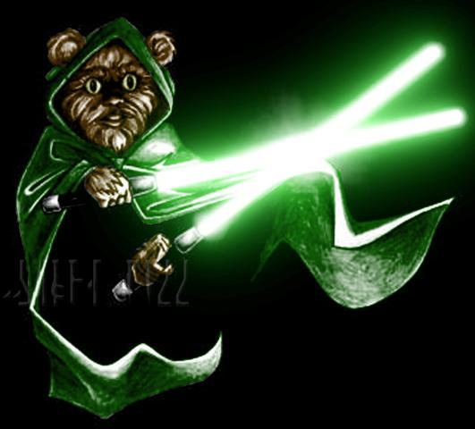 File:Jedi Ewok by Eruantien Fett.png