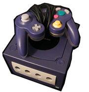 Nintendo Gamecube Games Console and Controller