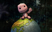 Little Big Planet - HD - Sackboy