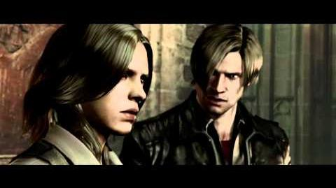 Resident Evil 6 reveal trailer