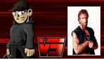Johnny vs chuck norris